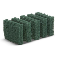 Pads manuels, moyen,  vert, (5x) KARCHER - 63695140