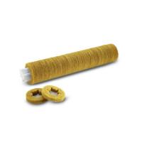 Acc Autolaveuses/Monobrosses  Pad jaune avec douille KARCHER - 63697280