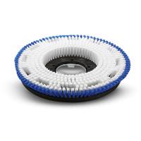 Brosse de shampooingnage, moyennement souple, bleu / blanc, 330 mm KARCHER - 63698910