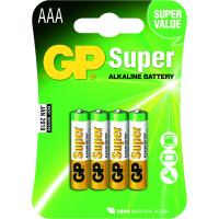 BLISTER 4 PILES AAA -LR3 SUPER SODISE - 02460