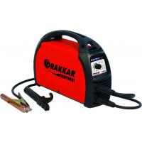 INVERTER FUSION 160 30A + CABLE 2M + PORTE ELECTRODE - EQUIPEMENT DRAKKAR - 05155