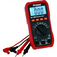 MULTIMETRE DIGITAL AUTOMATIQUE COMPACT DRAKKAR - 09078