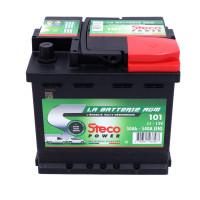 Batterie 12V 50Ah 450A 207x175x190 Gamme AGM-VRLA STECOPOWER - 101