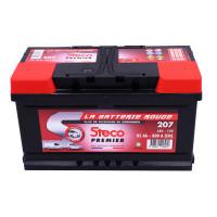 Batterie 12V 85Ah 800A 315x175x175 Gamme Rouge STECO PREMIER STECOPOWER - 207