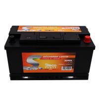 Batterie 105 Ah (20h) - 115 Ah (100h) 354x175x190 Gamme STECO Décharge Lente STECOPOWER - 209DL