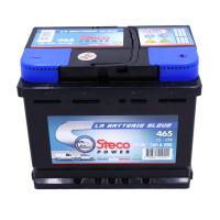 Batterie 12V 60Ah 560A 242x175x190 Gamme Bleue STECOPOWER - 465