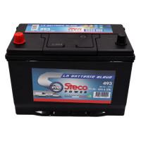 Batterie 12V 95Ah 800A 303x175x227 Gamme Asiatique STECOPOWER - 493