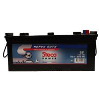 Batterie 12V 135Ah 850A 513x189x220 Gamme Bleue Heavy Duty STECOPOWER - 931