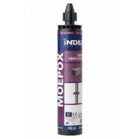Boite de Chevilles chimiques 300 ml. 12 unités INDEX-MOEPOX300