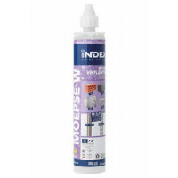 Boite de Chevilles chimiques 300 ml. 12 unités INDEX-MOEPSEW300