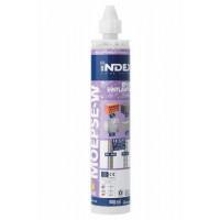 Boite de Chevilles chimiques 410 ml. 12 unités INDEX-MOEPSEW410