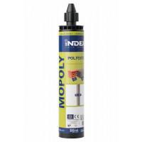 Boite de Chevilles chimiques 410 ml. 12 unités INDEX-MOPOLY410