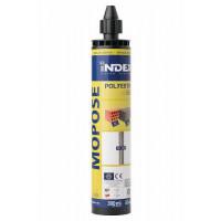 Boite de Chevilles chimiques 300 ml. 12 unités INDEX-MOPOSE300