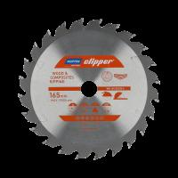 Lame carbure Débit  165x2.6/1.6x20 Z24 NORTON CLIPPER - 70184608046