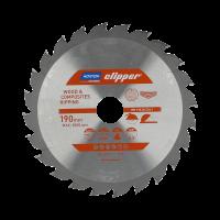 Lame carbure Débit  190x2.8/1.8x30 Z24 NORTON CLIPPER - 70184608052