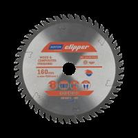 Lame carbure Débit  255x3.2/2.2x30 Z24 NORTON CLIPPER - 70184608067