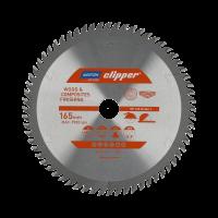 Lame carbure Finition  165x2.6/1.6x20 Z64 NORTON CLIPPER - 70184608091