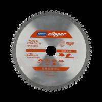 Lame carbure Finition  235x2.8/1.8x30 Z64 NORTON CLIPPER - 70184608106