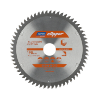 Lame carbure Aluminium  190x2.6/1.8x30 Z60 NORTON CLIPPER - 70184608135