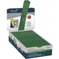 Lot de 100 crayons de macon pica classic 541 30cm - unites de vente 100 PICA - 54130-100