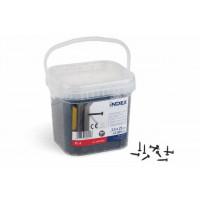 Boite de Packs de bricolage 3,5 x 25 1 unités INDEX-PLEP35025