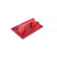 Taloche plastique rectang. 34x23 cm. RUBI - 71944