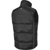Gilet sans manche/doudoune 420 g/m² noir SODISE - 65462