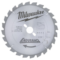 LAME SCIE RADIALE 250MM/24 DTS (X1) MILWAUKEE ACCESSOIRES - 4932352138