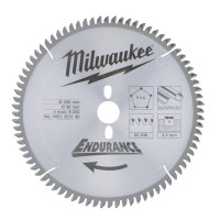LAME SCIE RADIALE 250MM/80 DTS (X1) MILWAUKEE ACCESSOIRES - 4932352140