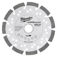 DISQUE DIAMANT HUDD 150MM (X1) MILWAUKEE ACCESSOIRES - 4932399821