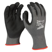 gants  anti coupe Niveau 5 XXL/10 - 1 pc MILWAUKEE ACCESSOIRES - 4932471427