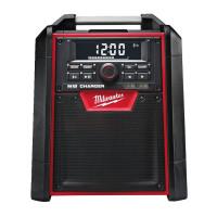 RADIO DE CHANTIER MILWAUKEE 18V CHARGEUR 18V M18 RC-0 - 4933446639