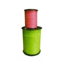 CORDERIE MESNARD- Drisse verte fluo polypropylène Ø 1.5 mm , longueur 1000 métres- DRSTD015B1000FV