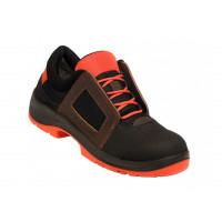 Chaussures de sécurité ultra légères Air Lace Orange S1P SRC ESD GASTON MILLE - AHBO1