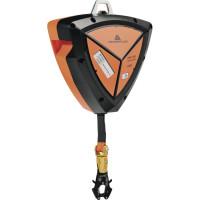 PROTECTOR 6 M ABS SANGLE LARGEUR 25 MM + 1 CONNECTEUR AM016 AVEC ÉMERILLON ET TÉMOIN DE CHUTE DELTA PLUS-AN14006T (Accessoires Antichutes)
