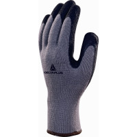 DELTA PLUS- APOLLON WINTER GANT TRICOT ACRYLIQUE - PAUME ENDUITE MOUSSE LATEX Gris / Noir - VV735GR0