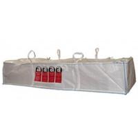 Enveloppe Amiante pour benne 616x236x115 Body Benne Amiante - SMH SABB620240S