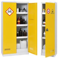 Armoire de sécurité CYLTEC pour produits toxiques - ASNTHL