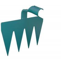 Griffe à remblai forgée 4 dents l. 31 cm FORGES DE MAGNE - 358040