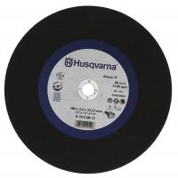 Disque abrasif Discor A 30 RS - métal - Ø 300 mm - alésage 22,2 mm Husqvarna - 543058896 (Disques diamants)