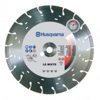 Disque diamant mixte HUSQVARNA Ø 350 mm - 575612901