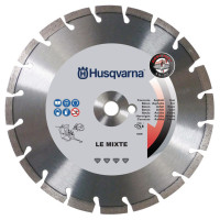 Disque diamant HUSQVARNA le Mixte Ø 300 mm - 575612701