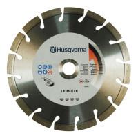 "Disque Diamant ""Le Mixte"" - HUSQVARNA | 230 mm - Alesage 22.2 mm - 575612501"