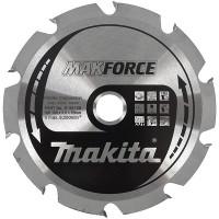 Lame carbure Ø 140 mm  ''MakForce'' pour bois pour scies circulaires MAKITA-B-08137