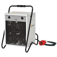 Chauffage Electrique SOVELOR portable triphasé - B22C