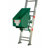 Bac à double basculement, automatique vers le haut, complet pour monte matériaux HAEMMERLIN MA 415 / MA 432 / MA 442 -312392101
