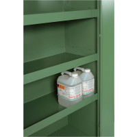 Bac de rétention pour armoire phytosanitaire 60x988x415 SORI - 758205