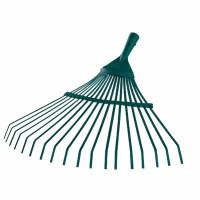 Balai à gazon fil plat sans manche - 373180 (Outils de jardin à main)