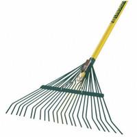 Balai acier fil plat - 366501 (Outils de jardin à main)