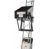 Benne pendulaire pour monte matériaux CASTOR STEEL  HAEMMERLIN - 311502701